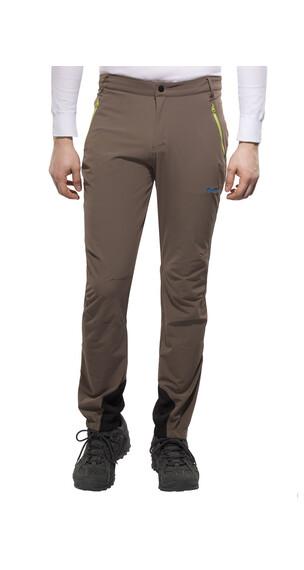 Bergans Bera Spodnie długie Mężczyźni oliwkowy